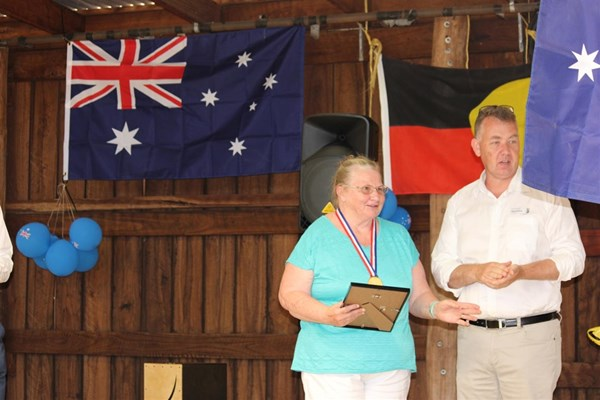 Australia Day 2018 - Boddington Community Resource Centre - Active Citizenship Award