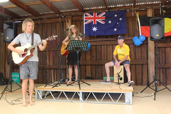 Australia Day 2018 - Loot - local band