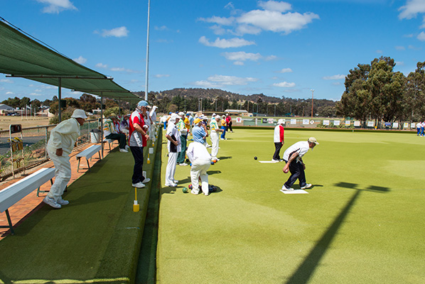 General - Bowls Club