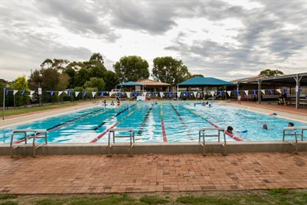 General - Boddington Pool