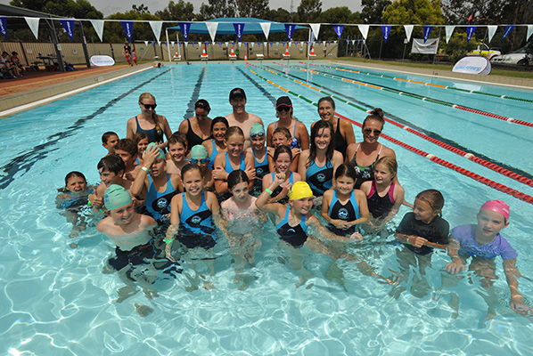General - Water Polo group