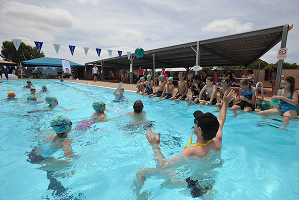 Swimming Pool Shire Of Boddington